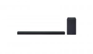 LG SK8 Con cavo e senza cavo 2.1canali 360W Nero altoparlante soundbar