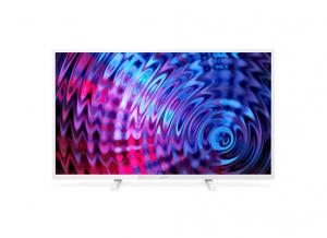 Philips TV LED ultra sottile BIANCO 32PFS5603/12 GARANZIA ITALIA