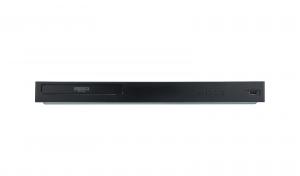 LG UBK80 Lettore Blu-Ray 7.1canali Compatibilità 3D Nero lettore Blu-Ray