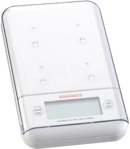 Soehnle 66150 0 bilancia da cucina Bilancia da cucina elettronica Bianco