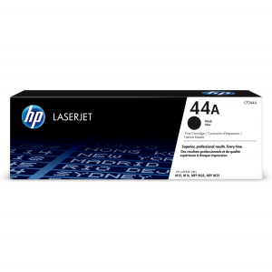 HP 44A Black Original LaserJet Toner Cartridge Cartuccia laser 1000pagine Nero