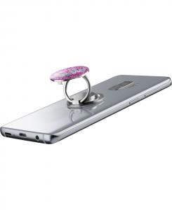 Cellularline Style Ring - Universale Anello per una presa salda e selfie perfetti