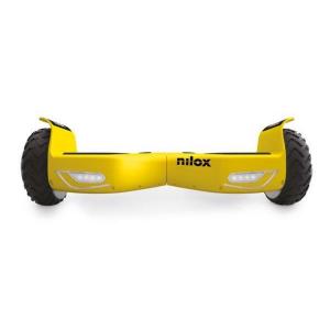 Nilox 30NXBK65NWN03 10km/h 4300mAh Nero, Giallo hoverboard