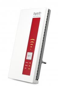 AVM FRITZ!WLAN Repeater 1750E International Rosso, Bianco