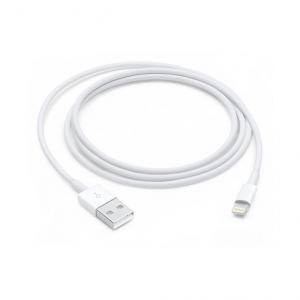 Apple MQUE2ZM 1m USB‑A Lightning Bianco cavo per cellulare