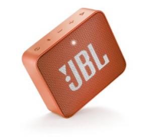 JBL GO 2 Mono portable speaker 3W Arancione
