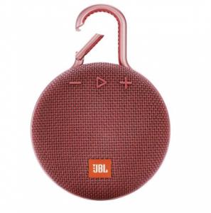 JBL Clip 3 Mono portable speaker 3.3W Rosso