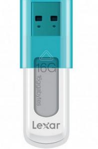 Lexar 16GB JumpDrive S50 unità flash USB USB tipo A 2.0 Blu, Bianco