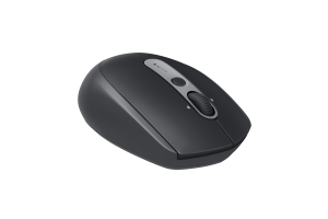 Logitech M590 Wireless a RF + Bluetooth Ottico 1000DPI Mano destra Grafite mouse