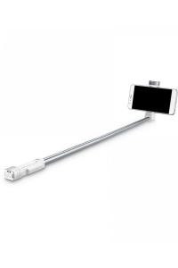 Cellularline Compact Smartphone Bianco bastone per selfie