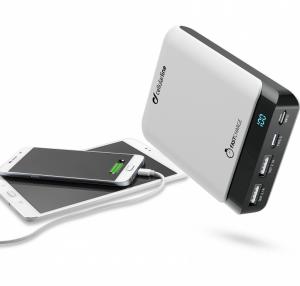 Cellularline PowerUp 10000 Ioni di Litio 10000mAh Bianco batteria portatile