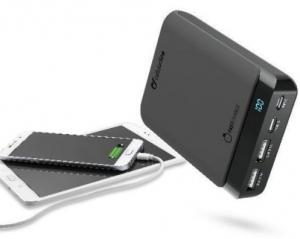 Cellularline PowerUp 10000 Ioni di Litio 10000mAh Nero batteria portatile