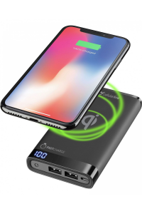 Cellularline FREEPMANTA8WIRK batteria portatile Nero 8000 mAh