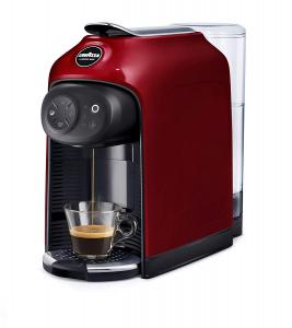Lavazza Idola Libera installazione Macchina per caffè con capsule Rosso 1,1 L 1 tazze Automatica