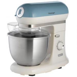 Ariete 1588 2400W 5.5L Blu, Bianco robot da cucina