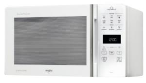 Whirlpool MCP 349 WH Piano di lavoro Microonde con grill 25L 800W Bianco forno a microonde
