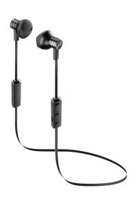 AQL Wild Auricolare Stereofonico Senza fili Nero auricolare per telefono cellulare