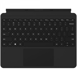 Microsoft Surface Go Signature Type Cover QWERTY Italiano Nero tastiera per dispositivo mobile