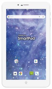 Mediacom SmartPad iyo 7 tablet Mediatek MT8321 8 GB 3G Bianco