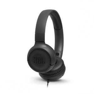 JBL Tune 500 auricolare per telefono cellulare Stereofonico Padiglione auricolare Nero Cablato