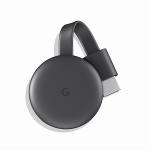 Google Chromecast dongle Smart TV Full HD HDMI Antracite, Grigio GA00439IT