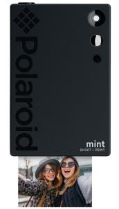 Polaroid Mint instant digital camera 50 x 76 mm Nero