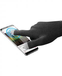 Cellularline SENSE - Universale Guanti perfetti per utilizzare il touch screen