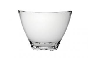 Secchiello ghiaccio spumantiera 1 o 2 bottiglie cm.29x19,5x20,5h