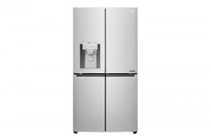 LG GMJ936NSHV frigorifero side-by-side Libera installazione Acciaio inossidabile 571 L A+