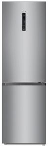 Haier CFE-735CSJ frigorifero con congelatore Libera installazione Acciaio inossidabile 341 L A++