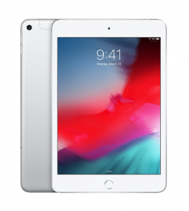 Apple iPad mini tablet A12 64 GB 3G 4G Argento