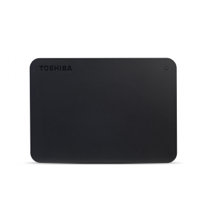 Toshiba Canvio Basics disco rigido esterno 4000 GB Nero