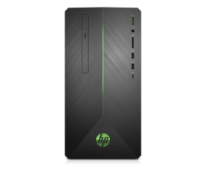 HP Pavilion 690-0016nl 9th gen Intel® Core™ i5 i5-9400 8 GB DDR4-SDRAM 1128 GB HDD+SSD Nero Mini Tower PC