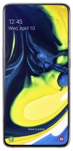 Samsung GALAXY A80 6.7 DUAL SIM 128GB 48MP SILVER 17 cm (6.7
