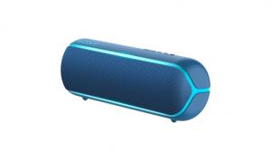 Sony SRS-XB22L Altoparlante portatile stereo Blu