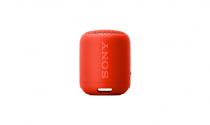 Sony SRS-XB12R Mono portable speaker Rosso