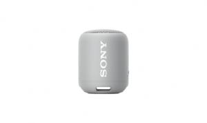 Sony SRS-XB12H Mono portable speaker Grigio