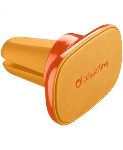 Cellularline 8018080348877 Telefono cellulare/smartphone Arancione Supporto passivo