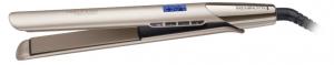 Remington S 8605 messa in piega Piastra per capelli Caldo Champagne 3 m