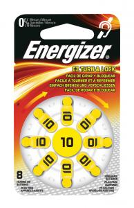 Energizer ENZINCAIR10-8P batteria per uso domestico
