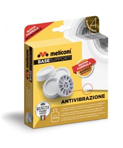 Meliconi 656102 accessorio e componente per lavatrice Piedi 4 pezzo(i)