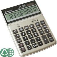 Canon TS-1200TCG calcolatrice Scrivania Calcolatrice di base Argento