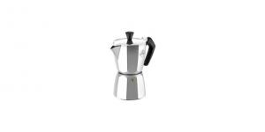 Tescoma 647001 caffettiera Alluminio, Plastica, Silicone