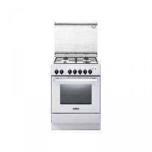 DeLonghi DEVW 65 ED cucina Piano cottura Bianco Gas A