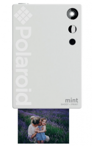 Polaroid Mint instant digital camera 50 x 76 mm Bianco