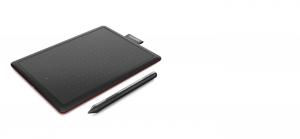 Wacom One by Small tavoletta grafica 2540 lpi (linee per pollice) 152 x 95 mm USB Nero