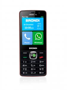 Brondi Energy 4G 7,62 cm (3