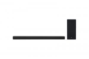 LG SL6YF altoparlante soundbar 3.1 canali 420 W Nero