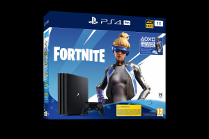 CONSOLE SONY PS4 PRO 1TB GAMMA + FORTNITE 9941705
