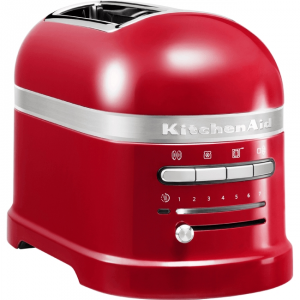 KitchenAid 5KMT2204EER tostapane 2 fetta/e Rosso 1250 W